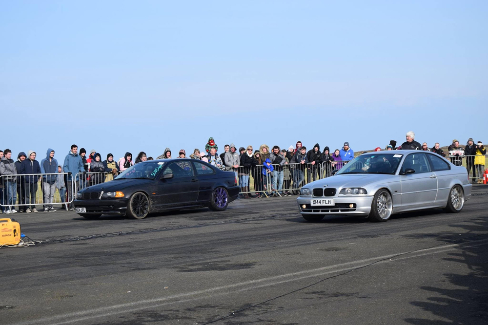 Drag and Drift - Spitfire Raceway at Perranporth